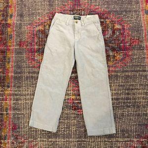 Ralph Lauren BOYS pants size 5 POLO